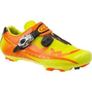 Northwave MTB Schuhe Extreme Tech MTB men orange/green