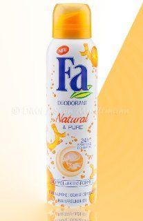 Fa Naural & Pure Orange Limone Deodoran Spray Drogerie