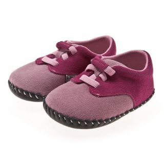 Little Blue Lamb Pink Hand Stitched Leather Walking Shoes Today $29
