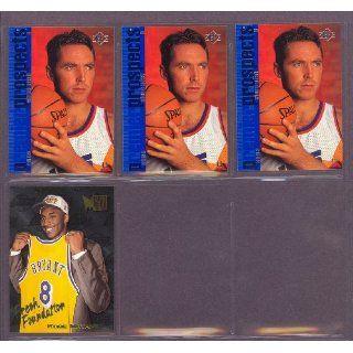1996 SP #142 Steve Nash Rookie Suns (Mint): Collectibles