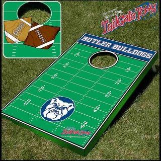 Butler Bulldogs NCAA Tailgate Toss Game