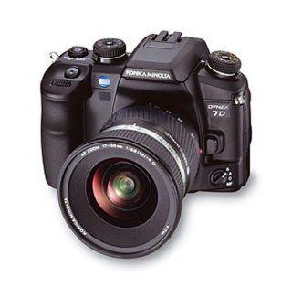 Konica Minolta Dynax 7D SLR Digitalkamera inkl. AF Kamera