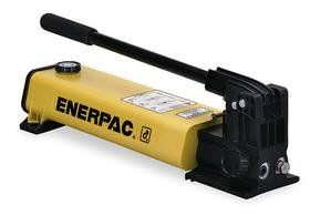 Enerpac P 142 Two Speed 10, 000 psi Light Weight Hydraulic Hand Pump