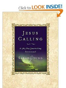 Jesus Calling A 365 Day Journaling Devotional Sarah Young
