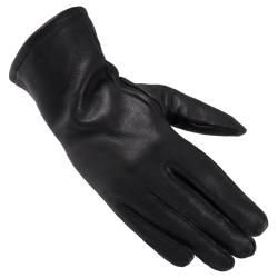 Journee Collection Womens Long Cuffed Deerskin Leather Gloves