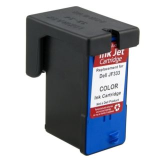 Dell 6/ JF333 Color Ink Cartridge (Remanufactured) Today: $9.43