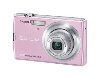 Casio Exilim EX Z250 Digitalkamera 3 Zoll pink Kamera
