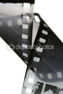 Black and white film strip  Stock Photo © Roman Sigaev #1431432