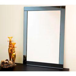 Abbyson Living Omni Rectangle Wall Mirror Today $139.99 Sale $125.99