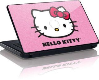 Skinit Hello Kitty Face Pink Vinyl Laptop Skin for Dell