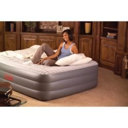 Coleman Premium QuickBed Queen size Air Bed with Built In Pump