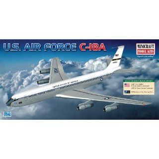 com Minicraft Models C 137C 18A USAF, NATO 1/144 Scale Toys & Games