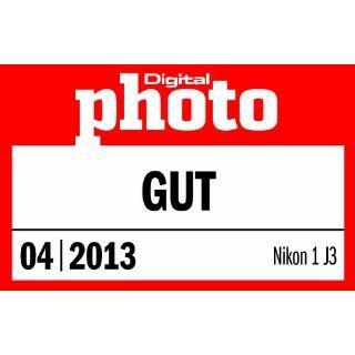Nikon 1 J3 Systemkamera 3 Zoll Kit inkl. 1 Nikkor 10 30