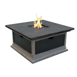 Ravenswood Envirostone Outdoor Gas Fire Table