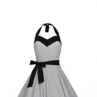 Laeticia Dreams Damen Pin Up Petticoat Rockabilly Kleid 50er Neu XS S