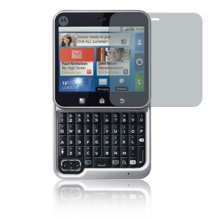 Luxmo Motorola Flipout Clear Protector Case
