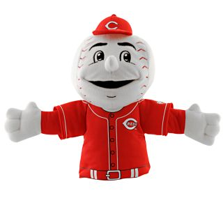 Cincinnati Reds Mr. Red Mascot Hand Puppet