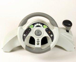 Xbox 360 MC2 Racing Wheel (Mad Catz) Games