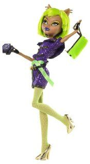 Mattel T6069   Monster High   Dawn of the Dance   Clawdeen Wolf