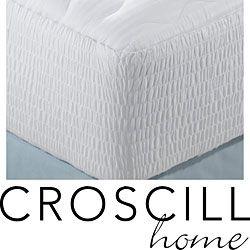 Croscill   Bedding & Bath Buy Mattress Pads & Toppers