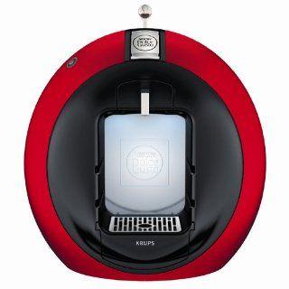 Krups KP 5006 Nescafé® Dolce Gusto® Circolo® Metall Red