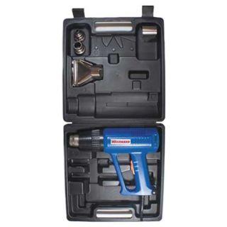 Westward 4HWK7 Heat Gun Kit, 150 to 1000 F, 5/10 Amps