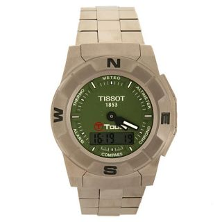Tissot T Touch Treck Titanium Mens Watch