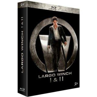 Coffret Largo Winch  Largoen BLU RAY FILM pas cher