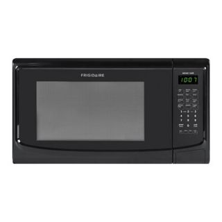 Frigidaire Black 1.4 cubic foot Countertop Microwave Today: $189.99