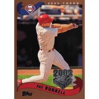 2002 Topps Opening Day #145 Pat Burrell Collectibles
