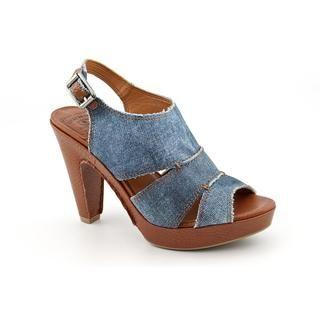 Lucky Brand Womens Peggy Denim Dress Shoes