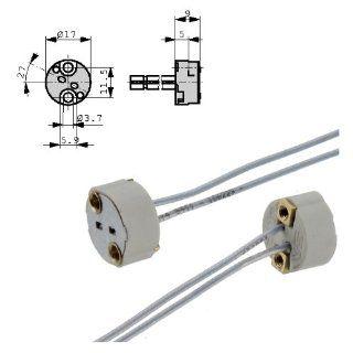 Lampenfassungen für G4/G6 .35 für Stiftsockellampen Halogenlampen