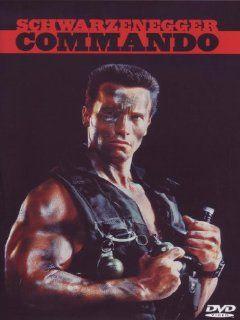 Commando: Arnold Schwarzenegger, Rae Dawn Chong, Dan Hedaya