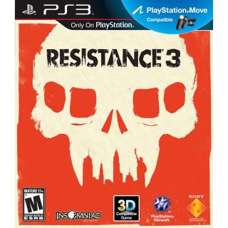 PS3   Resistance 3 (Pre Played)