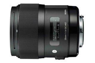 Sigma 35 mm f/1,4 DG HSM Objektiv für Canon: Kamera & Foto