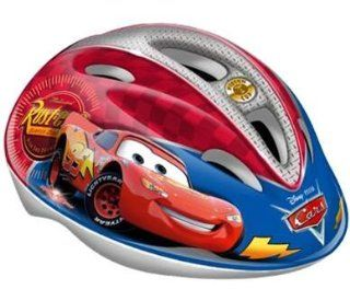 Disney Cars Fahrradhelm Helm (S/52 56 cm) Sport & Freizeit