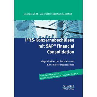 IFRS Konzernabschlüsse mit SAP ® Financial Consolidation