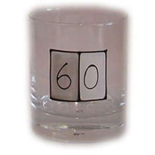 Ein Whiskyglas für einen 60. Geburtstagsgeschenk: Küche