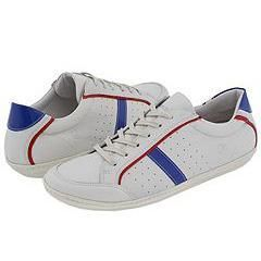 Bronx Shoes Lagos 64085 White/Blue   Guanto