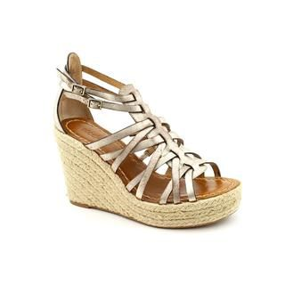 Nicole Womens Wince Leather Sandals