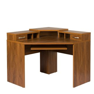 Corner Desks Buy Wood, Glass and Metal Home Office