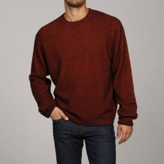 Oggi Moda Mens Cashmere Crewneck Sweater