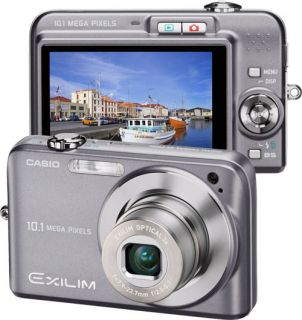 Casio EX Z1080 10MP Digital Camera (Refurb)