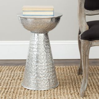 Silver Coffee, Sofa and End Tables: Buy Accent Tables