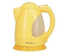 MOULINEX Wasserkocher Ovea gelb Küche & Haushalt