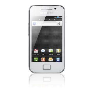 Samsung Galaxy Ace S5830i Smartphone (8,9 cm (3,5 Zoll) Touchscreen, 5