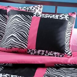 Sassy Patch 4 piece Full size Comforter Set