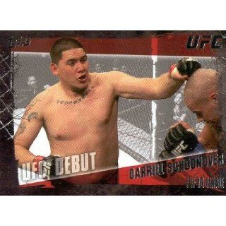 2010 Topps UFC #143 Darrill Schoonover MMA Trading Card