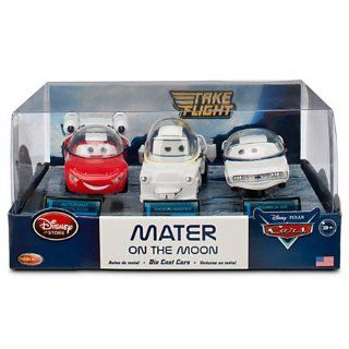 Disney / Pixar CARS TOON Exclusive 148 Die Cast Car 3Pack