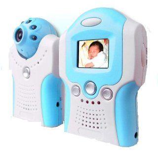 Babyphone mit Kamera, Monitor und Nachtsichtmodus